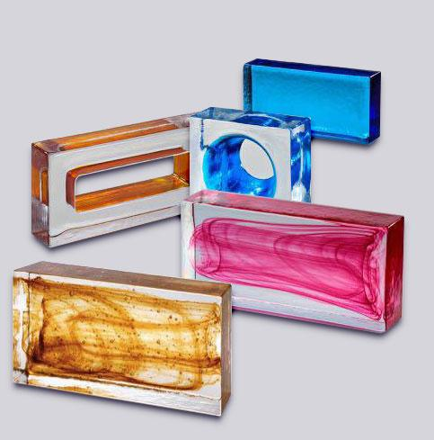 mattonelle in vetro
