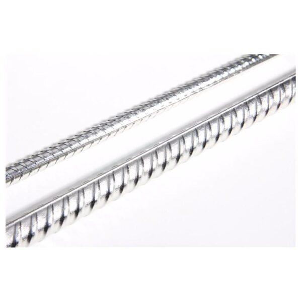 accesorios varilla acero inox aisi 304 corrugada 6 mm