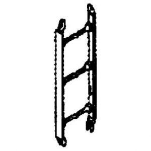 Binario System Partición vertical para pared plana