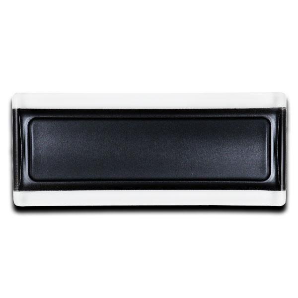 glass profile negro