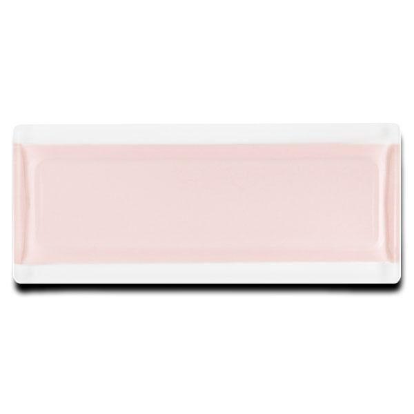 glass profile rosa cuarzo