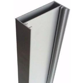 Metal System Perfil perimetral en aluminio