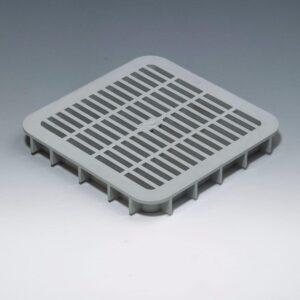 Múltiplo System Rejilla en PVC para ventilación