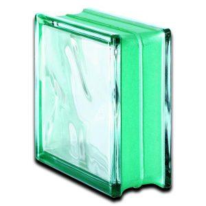 Proteus Reflejos Verde Brillante Satinado a 1 cara B-Q 19