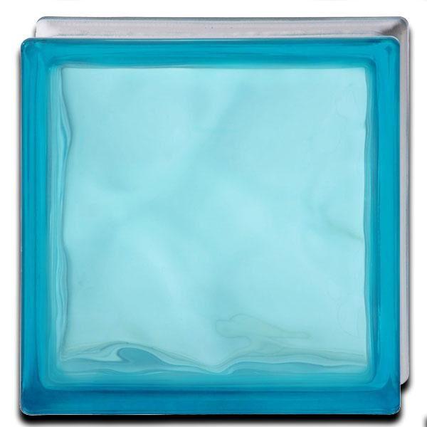 pure shade ondulado azzurro satinado privacy