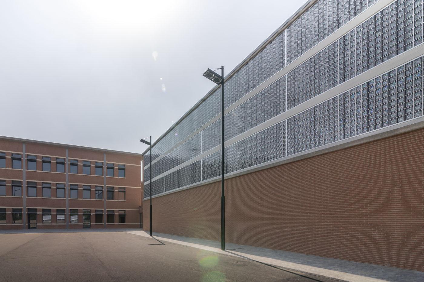 El nuevo patio de Fidenza 04