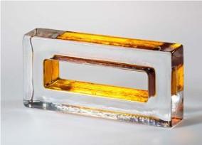 mm. 246x116x50 Amber PS725M