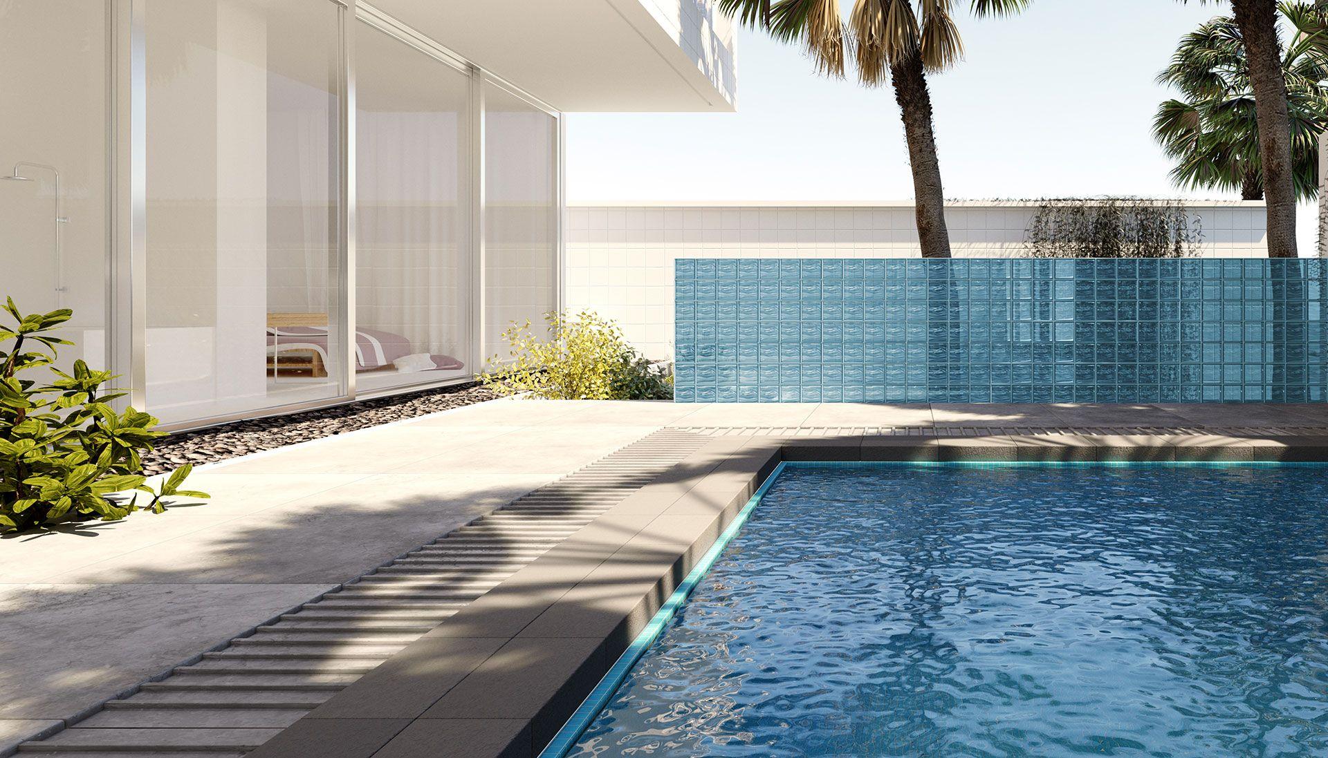ReadyBlock - piscina
